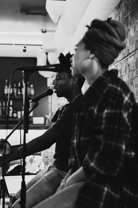Matt Muse & Oliv Blu at Soul & Spirits