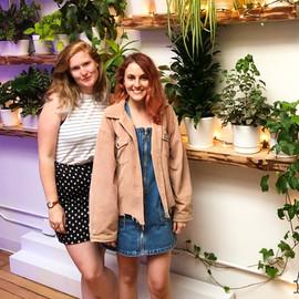 Julianne & Katie at Tapster