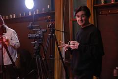 James posing at JP shoot