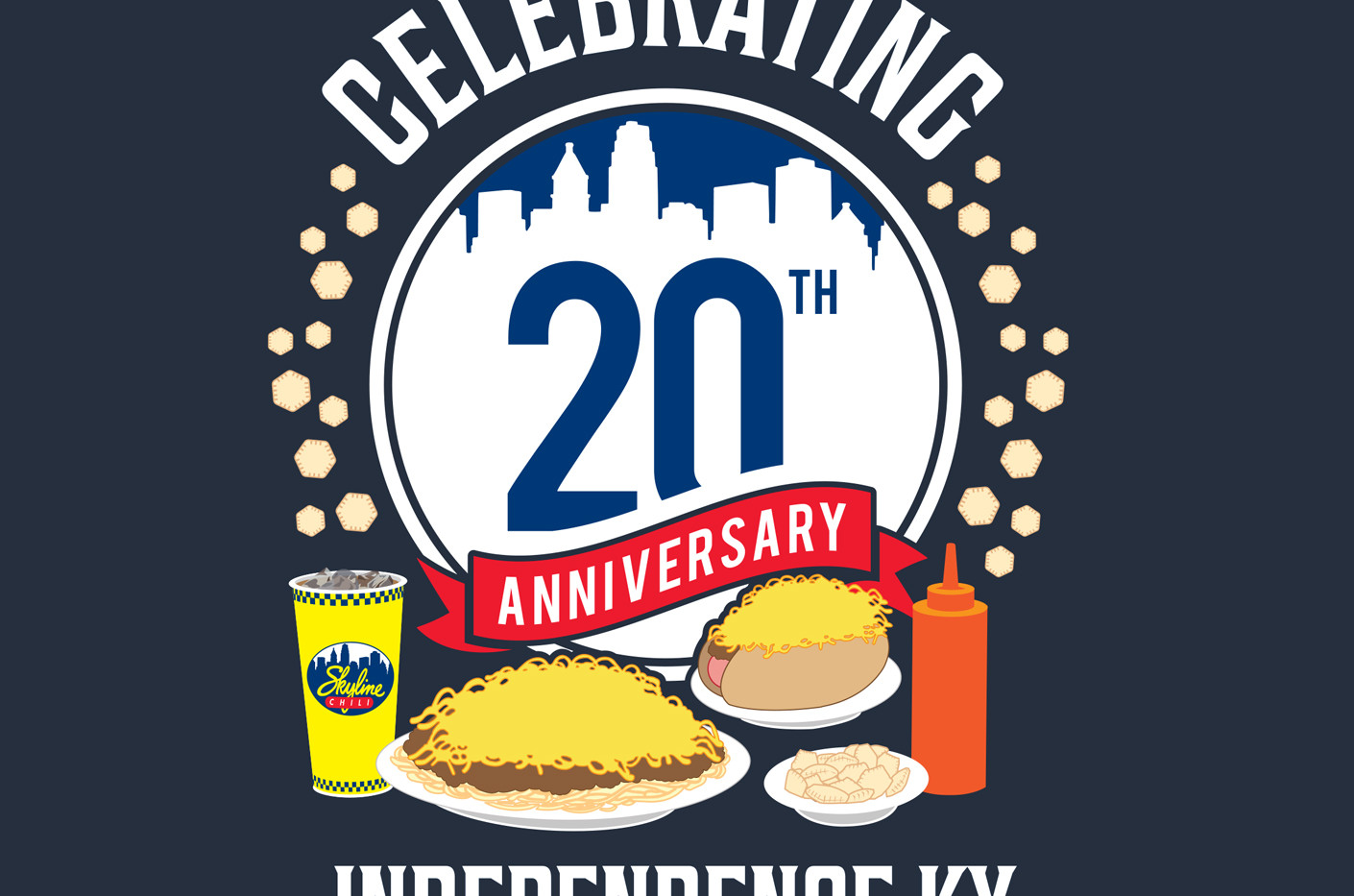 20th Anniversary T Shirt Independence.jp