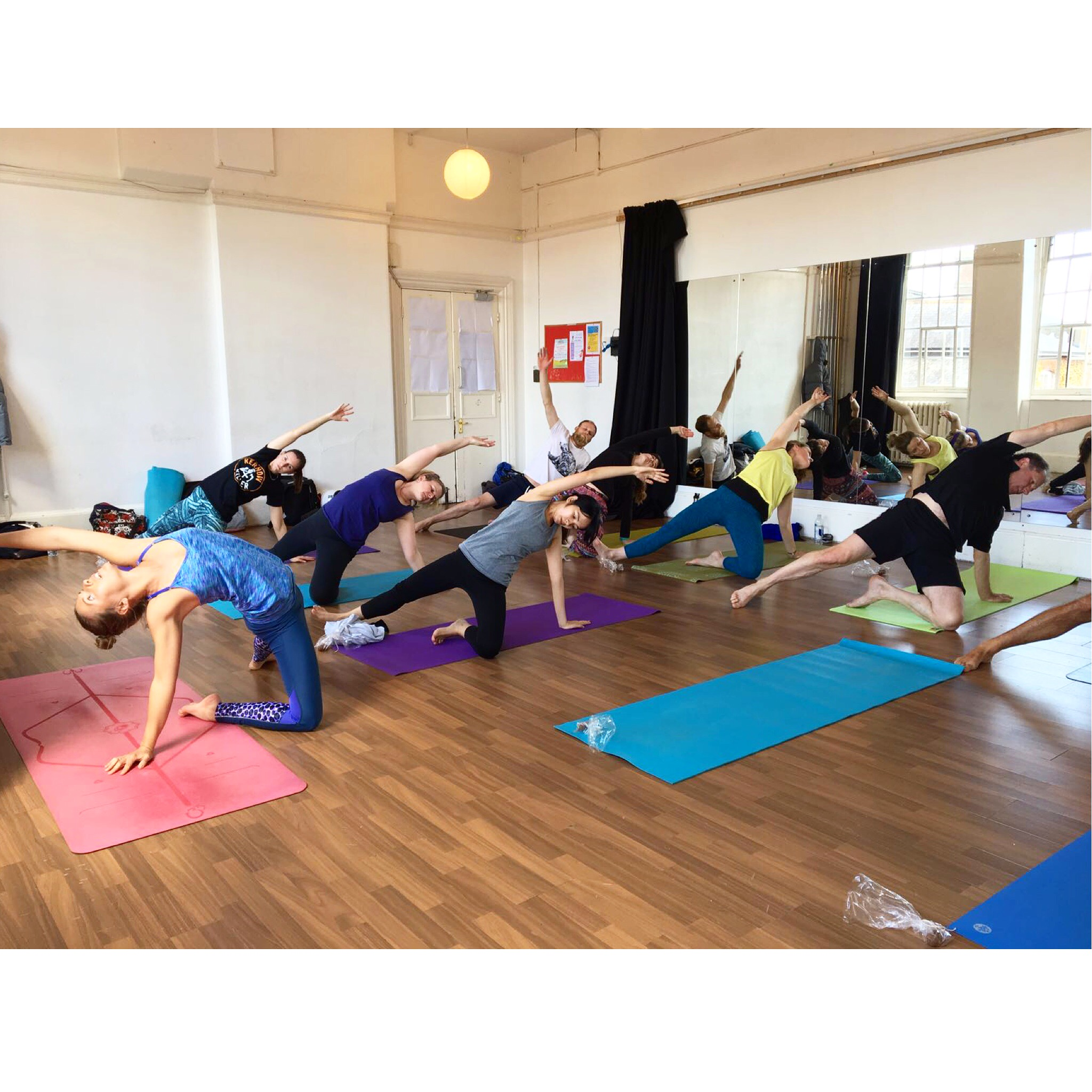 21.05 EXETER YOGA BRUNCH