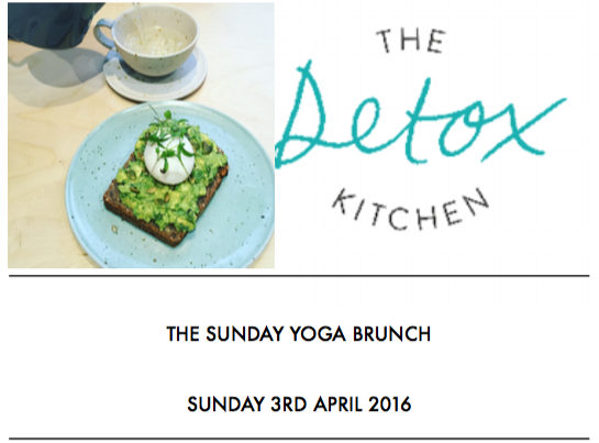 03.04 SUNDAY YOGA BRUNCH