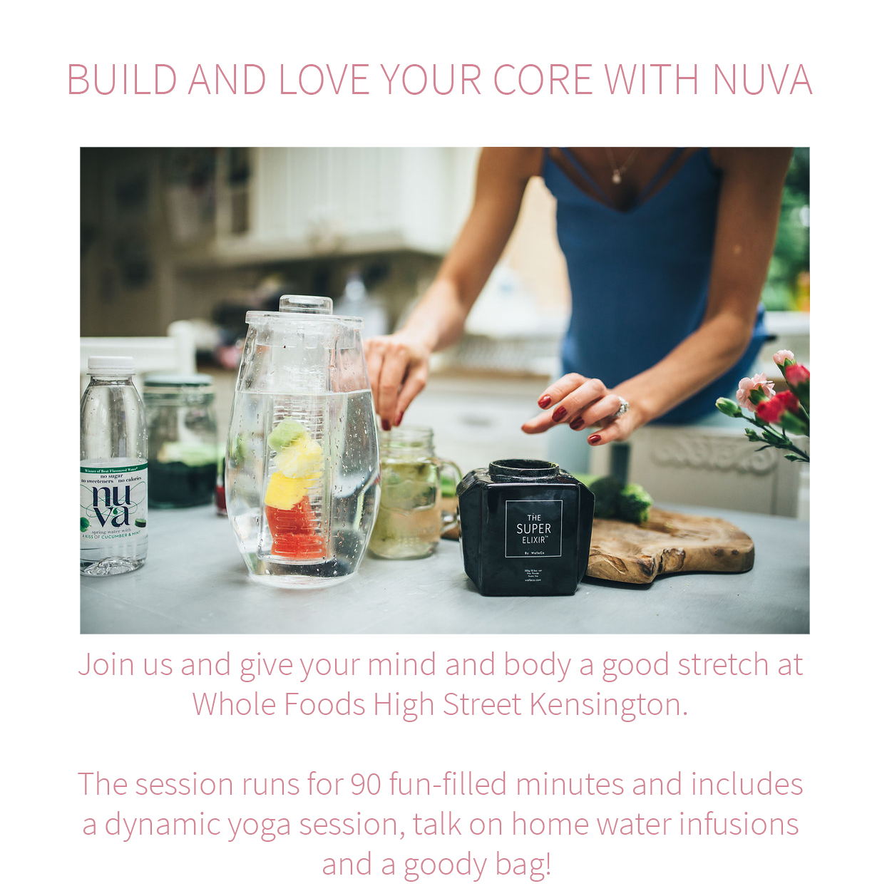 BUILD & LOVE YOUR CORE