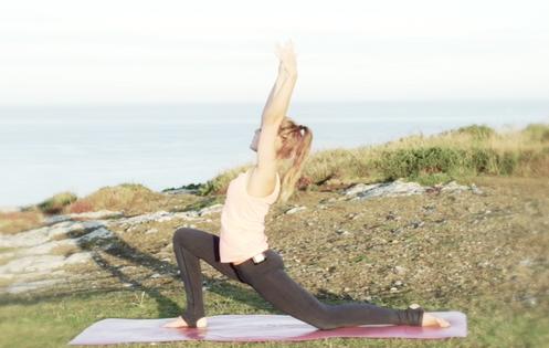 20 minute Vinyasa Flow Yoga - Post Surf