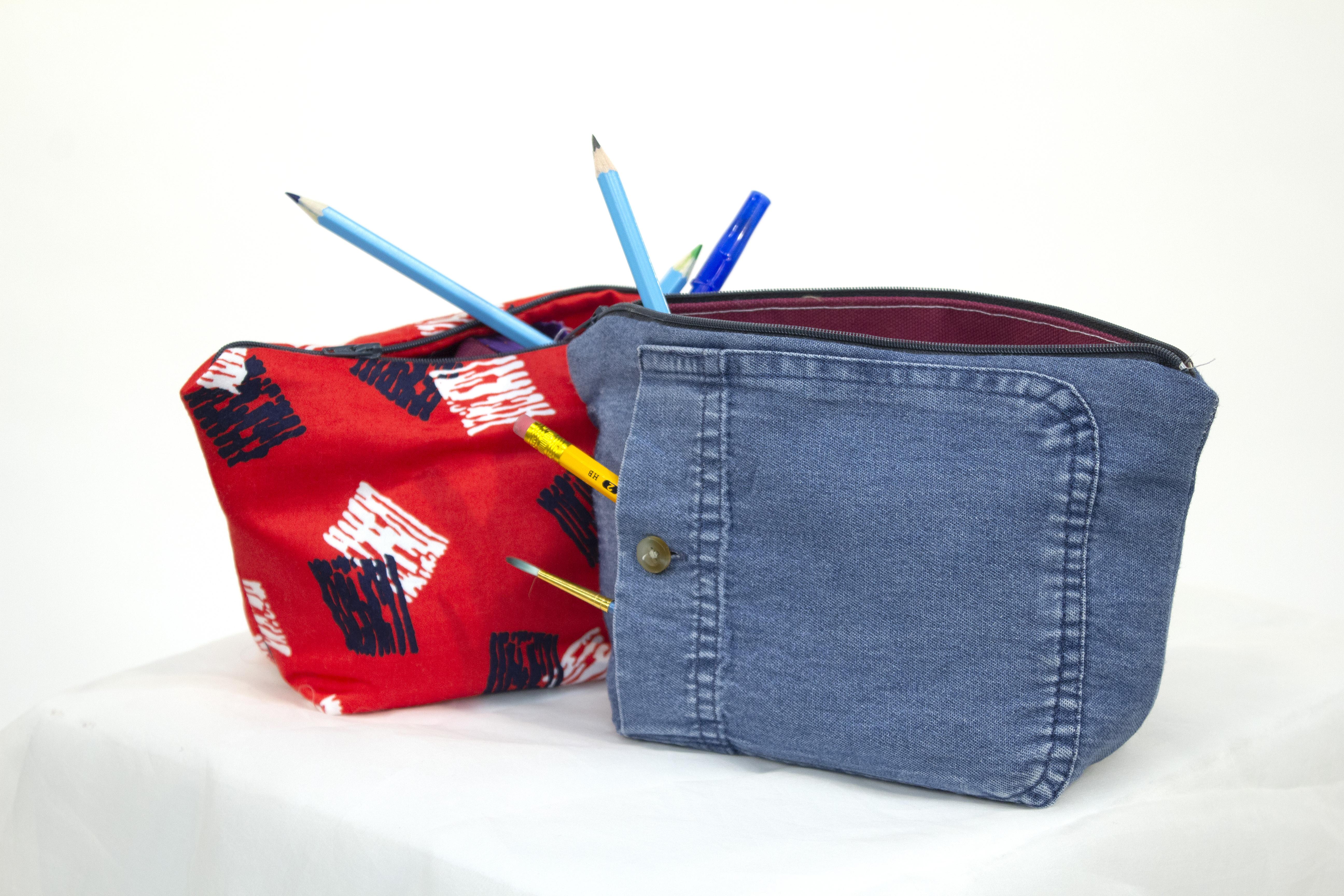 Pencil Bags Detail