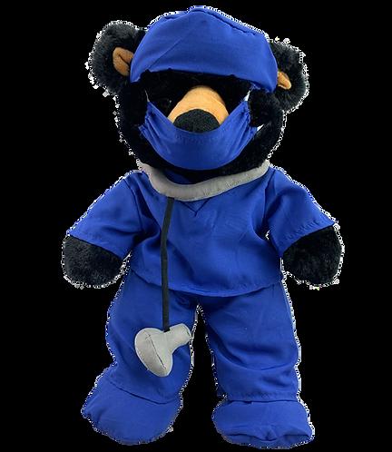 Dark Blue Scrub (16-inch)