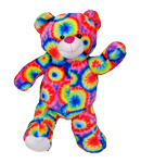 Rainbow the Bear