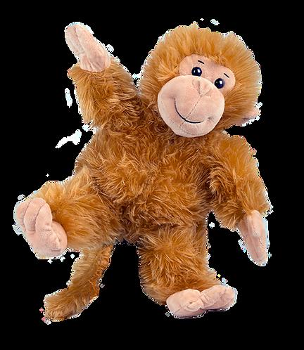 Cheekey the Monkey