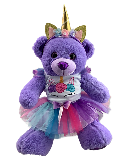 Unicorn Fantasy Outfit (8-inch)