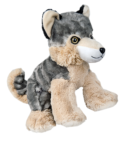 Timber the Wolf  (8-inch)