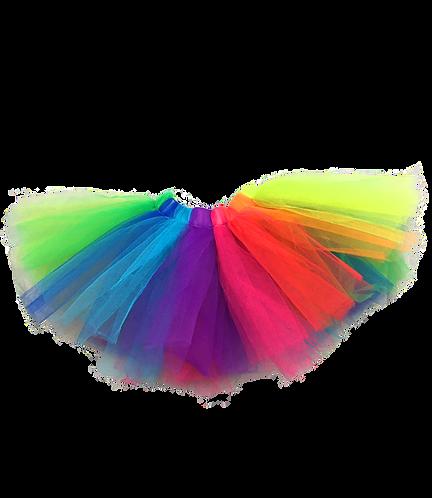 Rainbow Tutu (8-inch)