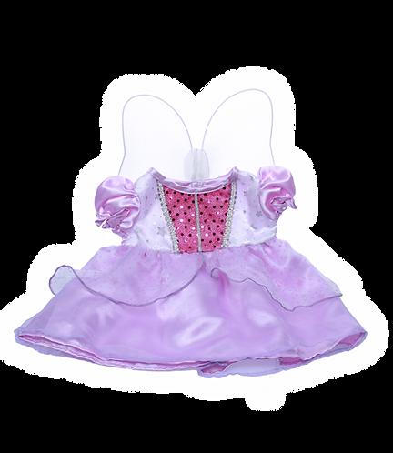 "Purple ""Cinderella"" Dress  (8-inch)"