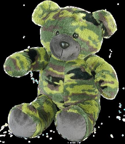 Camo the Bear