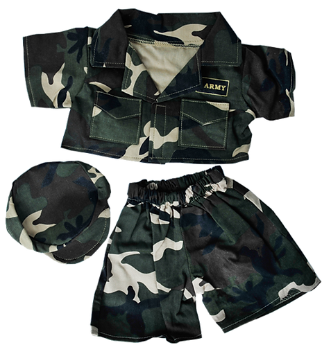 Army Desert Outfit  (8 inch)