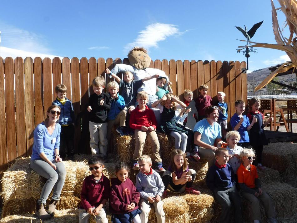 Pumpkin Patch: Vail School Field Trips