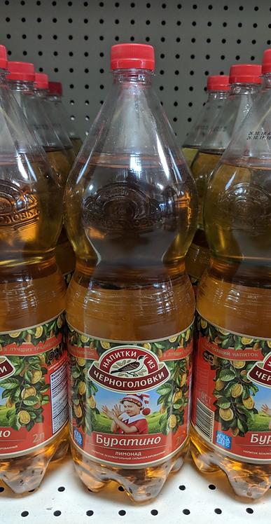 Buratino Soft Drink