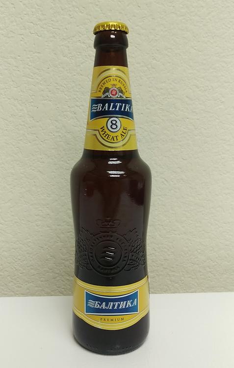 Russian Beer Baltika #8