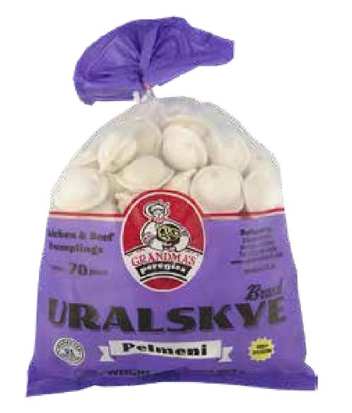 Pelmeni: Uralskie (Beef & Chicken)
