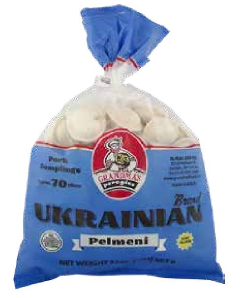 Pelmeni: Ukrainian (Pork)