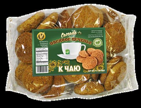 Cascada Oatmeal Cookies