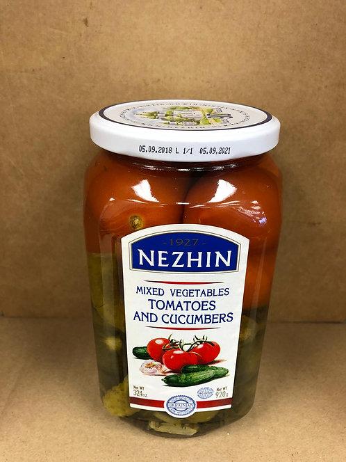 Nezhin Pickles Assorti