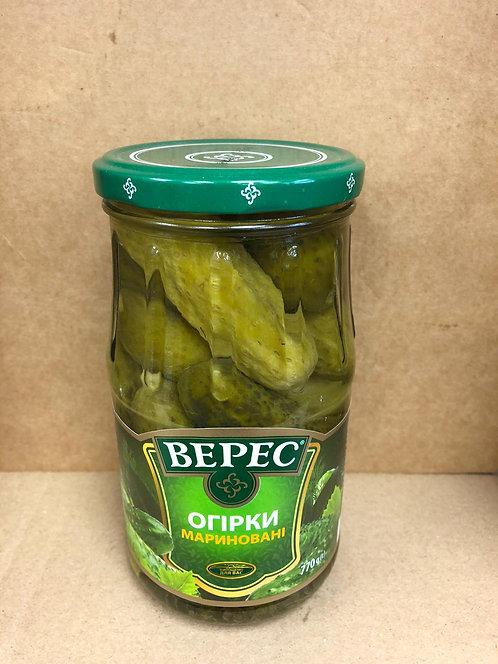 Veres Pickled Cucumbers