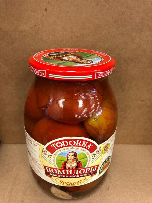 Todorka Pickles Tomatoes