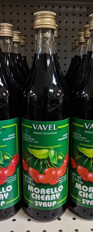 Vavel Morello Cherry Syrup