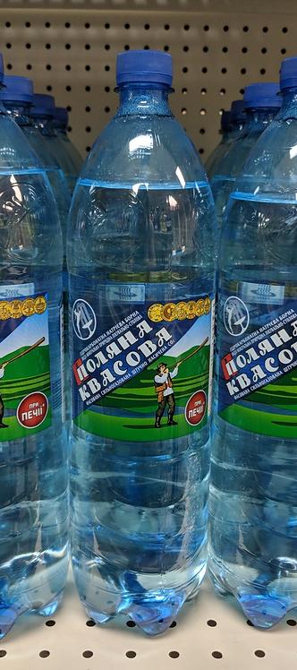 Polyana Kvasova Mineral Water