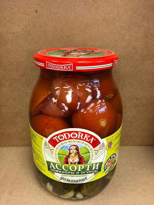 Todorka Pickled Assorti