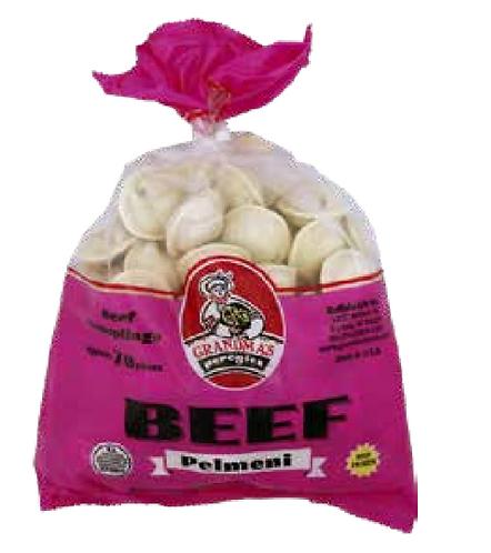 Pelmeni: Beef