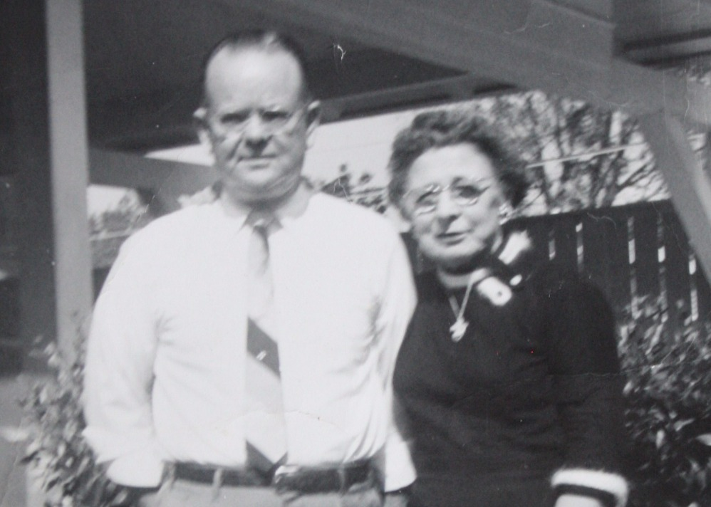 Edward and Mary Mchughes