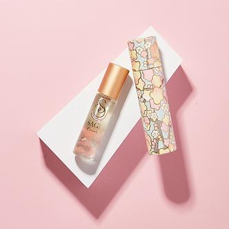 Sage Machado - Pearl Gemstone Perfume Oil Roll-On by Sage