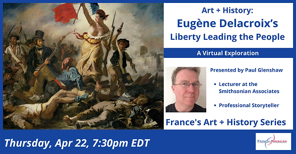 Delacroix - Liberty Leading the People -