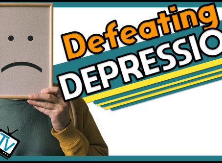 How I'm Defeating DEPRESSION