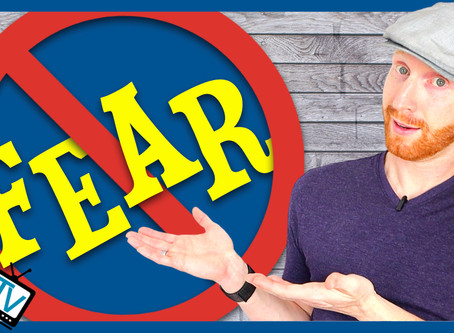 Struggle with Fear and Anxiety?