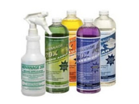 Advanage 20X Multi-Purpose Cleaner Quarts with Spray Bottle