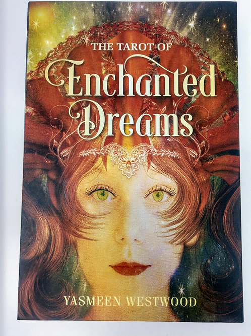 The Tarot of Enchanted Dreams, 78-card deck and 144-page guidebook