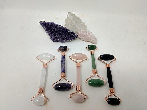 Crystal Gemstone Facial Rollers