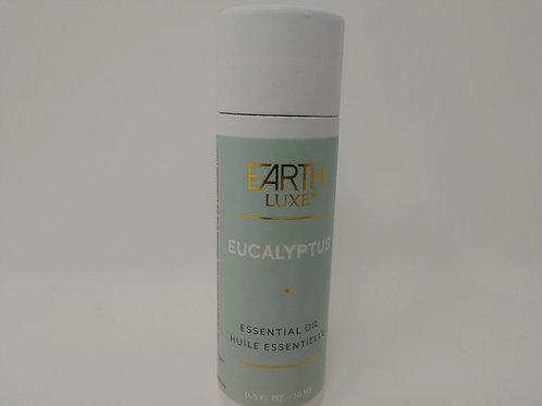 Eucalyptus Essiential Oil, 10ml, Earth Luxe