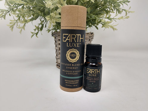 Synergy Wellness Diffuser Oil, INVIGORATING, Earth Luxe