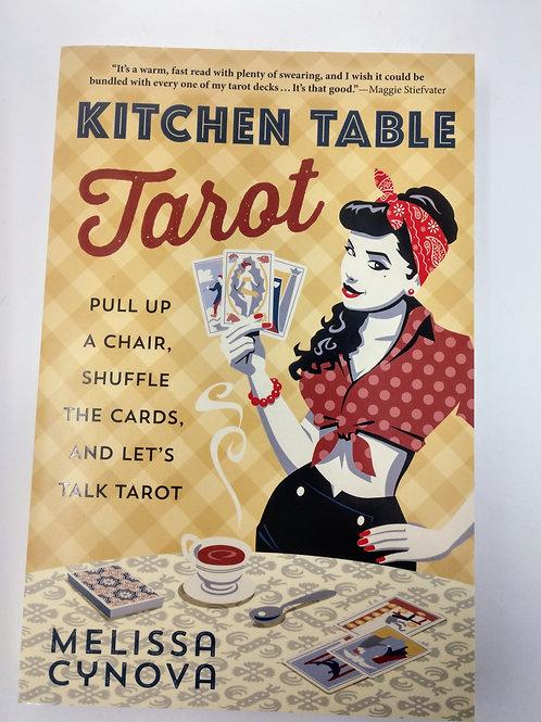Kitchen Table Tarot, author Melissa Cynova