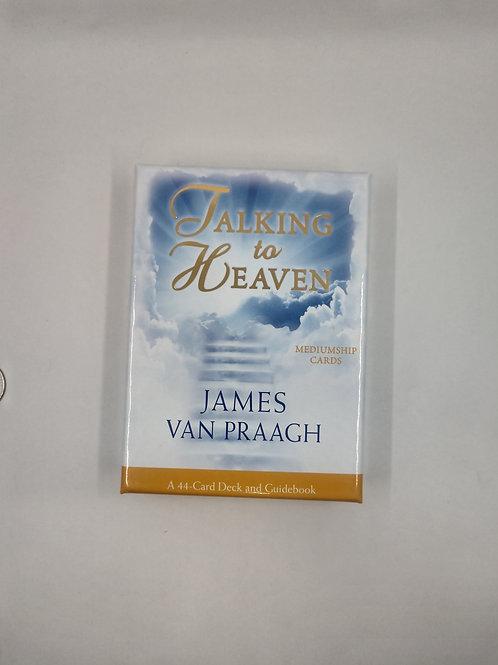 Talking to Heaven, Mediumship cards, 44 cards & Guidebood