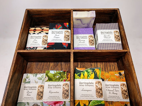 Natural Soaps by Springdale Soap Company