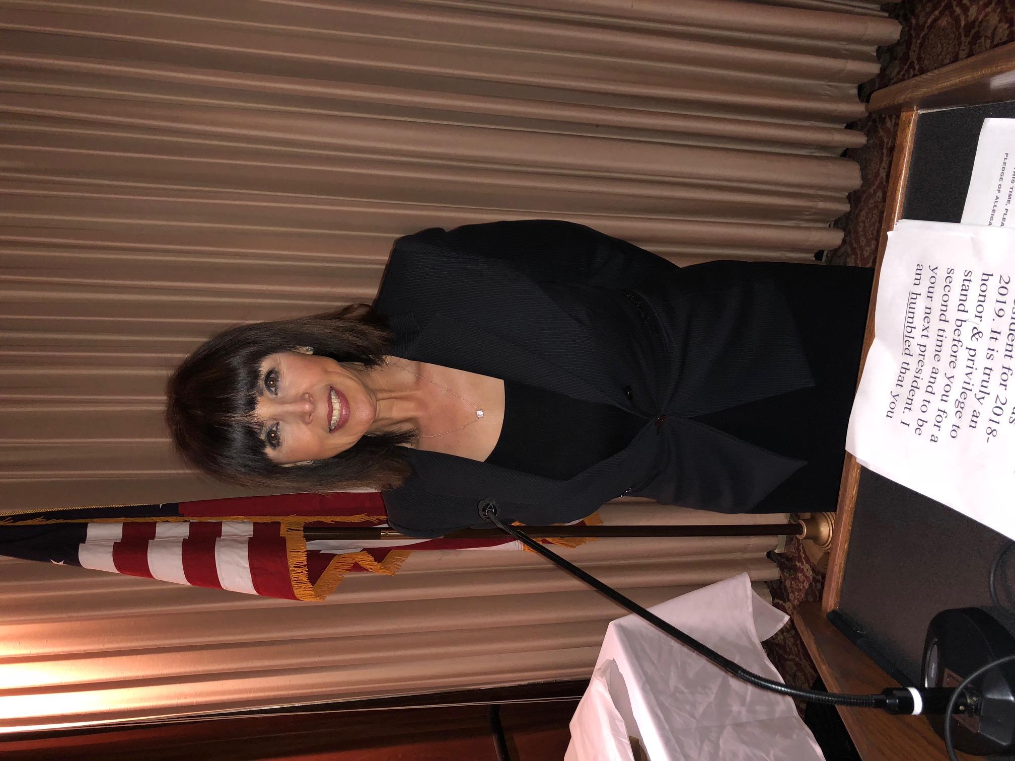 Yvette Castillo, President