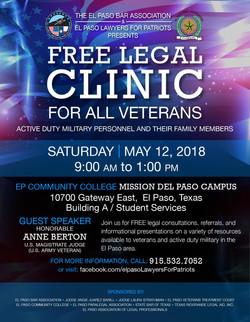 El Paso Lawyers for Patriots
