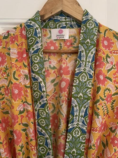Jaipur Robe Long  -  Tutti Frutti