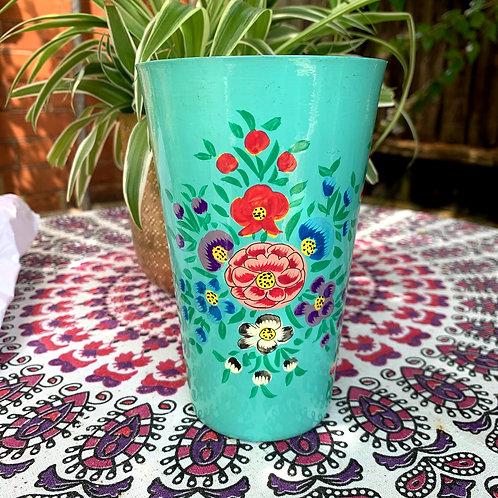 Kashmir Lassi Cup  - Turquoise