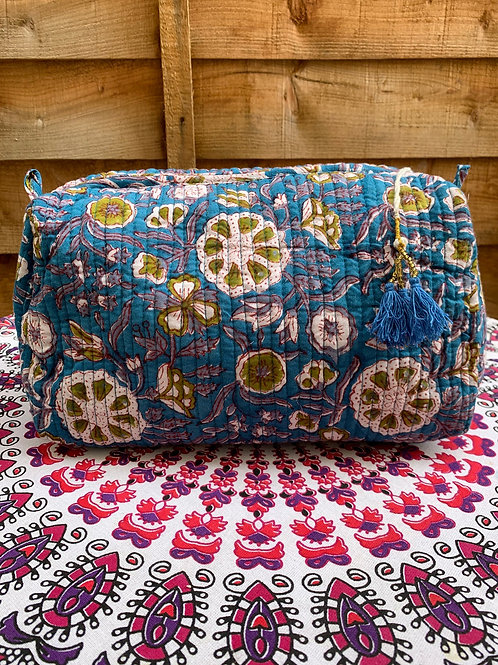 Pichola washbag - Large Navy
