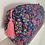 Thumbnail: Large Pichola Washbag - Bundi Blue Floral
